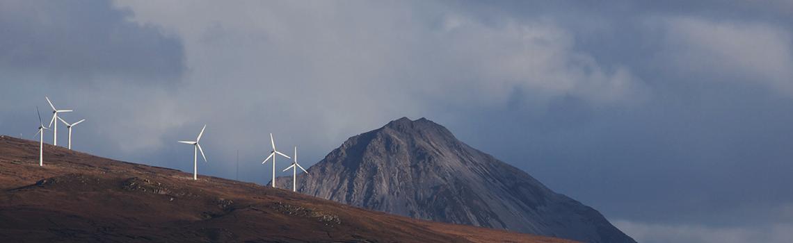 Bord Na Mona Wind Farm
